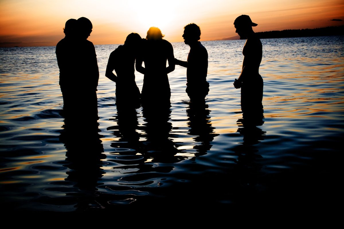 Baptism: Romans 6.3-4