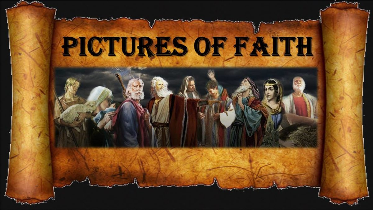 Pictures of Faith: Certain Blessing—Genesis 15.1-21